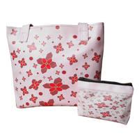 Husk Muty Flower Tote Bag Tas Wanita - Pink